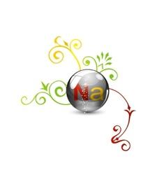 vitamin pill vector image