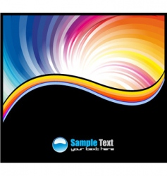 abstrac background vector image vector image
