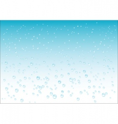 Drops fall background vector