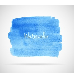Watercolor design vector