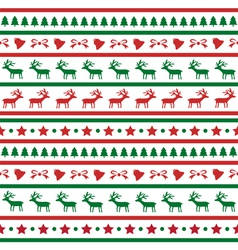 Seamless christmas background22 vector
