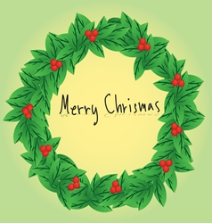 Christmas messages wishes 1 vector