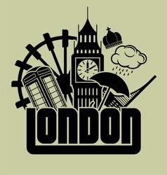 London eye4 vector