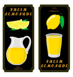 The lemonade vector