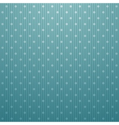 Blue polka dot corrugated cardboard background vector