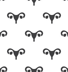 Gynecology seamless pattern vector