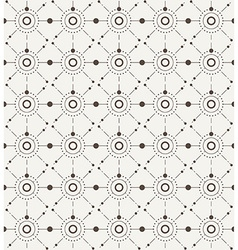 Seamless pattern with modern stylish texture vector