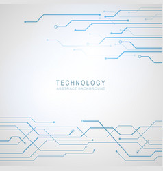 abstract technological background structure vector image vector image