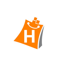 Shopping online initial h vector
