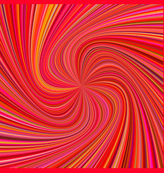 Spiral background - design from rotating rays in vector