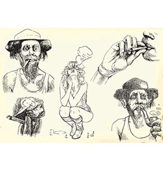 Smoking vector