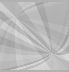 grey abstract dynamic background - design vector image vector image