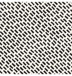 Seamless hand drawn diagonal rectangles vector