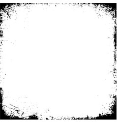 grunge black and white urban texture vector image vector image
