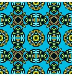 Seamless Pattern geometric vector image