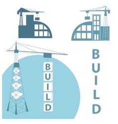 Builds vector