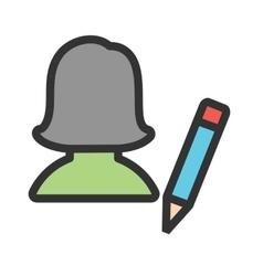 Update female profile vector