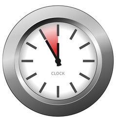 Light Clock vector image