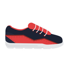 sport sneakers icon image vector image vector image