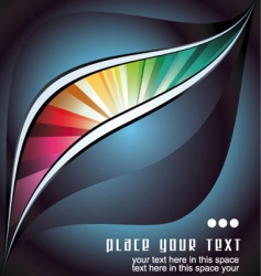 Abstract backgrounds for flyers vector