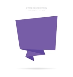 Abstract isolated sticker vector image