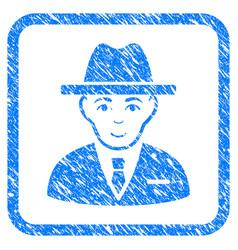 Agent framed stamp vector