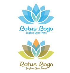 Lotus logo vector