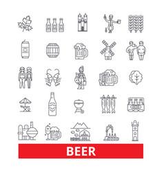Alcohol drink non-alchoholic beverage ale vector