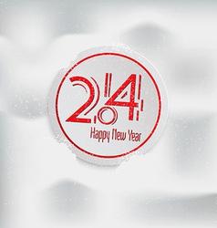 Happy new year 3 vector