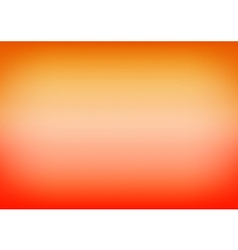 Orange Gradient Background vector image