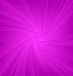 Magenta spiral pattern background vector