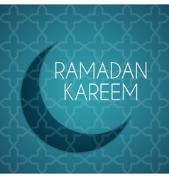 Ramadan background vector
