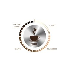 Level control of coffee vector
