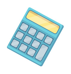Calculator machine to quickly count data math vector
