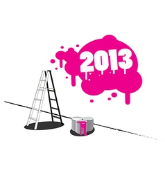 2013 graphic design vector