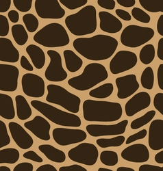 Leather of giraffe 2 vector
