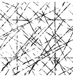 Texture grunge abstract chaos vector
