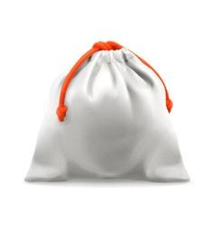 Cloth bag vector image