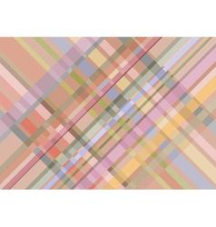 Bands lying at an angle vector