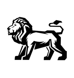 Lion icon vector image vector image