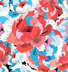Beautiful pattern of colorful vector
