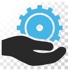 Development Service Icon vector image vector image