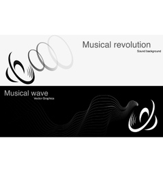 speaker and sound waves icon vector image