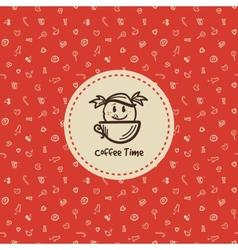 Bakery logo vector image vector image