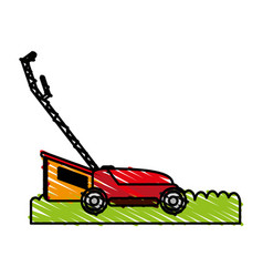 Gardening tool icon image vector