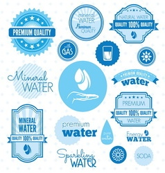 water1 resize vector image vector image