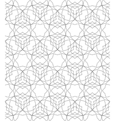 Lacy network vector image
