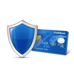 Secure Payment Concept vector image