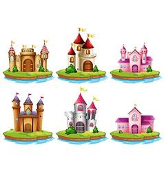 Castles vector
