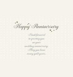 Gretting card style romantic design vector